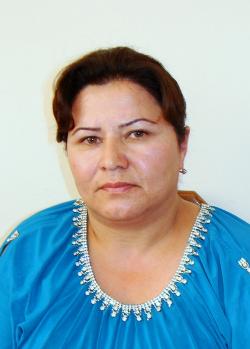 Samira Rustamova